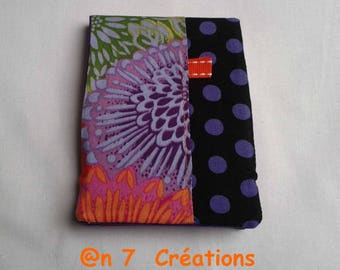 Small notebook with its tissue cover