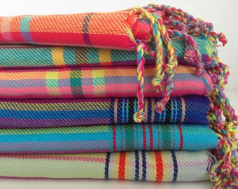 """""""Colourful"""" Plaid or striped collection"""