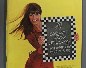 Playboy Magazine May   1967,  Vargas Girl