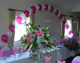 Balloon arch etsy large diy balloon arch kit for wedding or party decoration junglespirit Choice Image