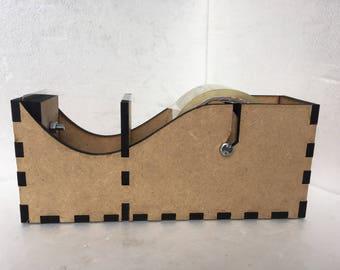 """50mm (2"""") benchtop tape dispenser"""