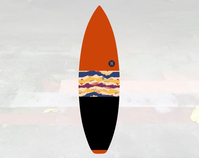NEW IN | Volcan-Oh | Surfboard Sock | Horizon Lava