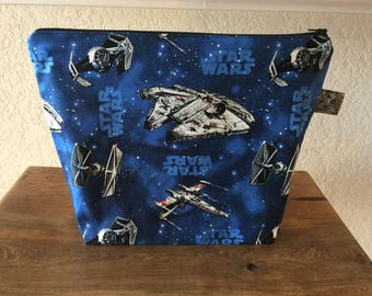 Star Wars Fighters Project Bag, accessories