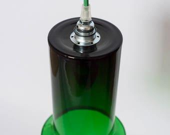 Unique Design Glass Lamp/Glass Lighting/Decor Lamp/Housewarming/Exclusive/Handmade