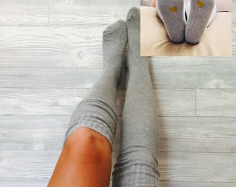 Thigh High Socks Over The Knee Cute Outfit Socks Outfit Womens