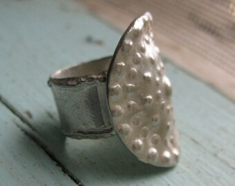 NEPTUNE RING  - 925 sterling silver  ring