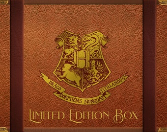 Happy Birthday Harry Box