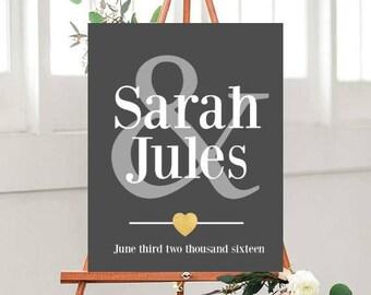 Customised Wedding Gift,  Printable, Wedding Gift, personalized Wedding, Engagement Gift, Anniversary Gift, digital Download, Custom Print