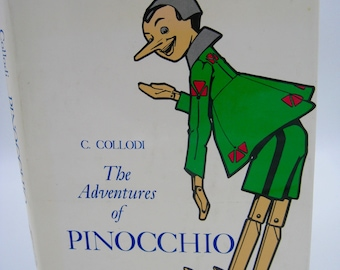 The Adventures of Pinocchio, MacMillan and Company, 1969