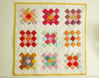 Granny Square Baby Quilt
