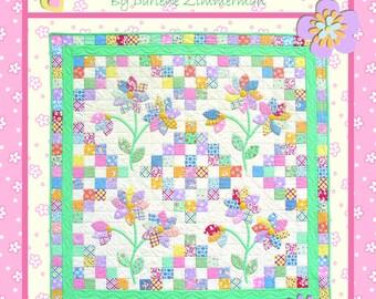Oopsie Daisy, adorable 1930s style pattern by Darlene Zimmerman