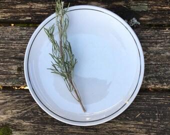 Vintage Franciscan Bird n Hand Salad Plates