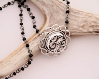 Hunger Games Jewelry Paper Necklace Quilled Jewelry BookWorm