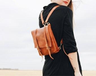 Aura Backpack & Messenger