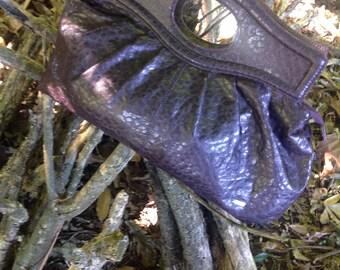 Purple clutch bag, purple fiorelli, purple top handke clutch, fiorelli bag, 90s fiorelli, pretty in purple, purple clutch bag,purple handbag