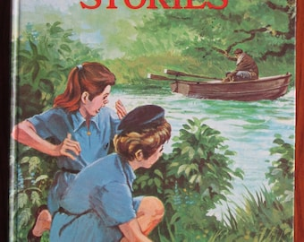 The Challenge Book of Girl Guide Stories edited by Robert Moss - Vintage Girl Guides stories