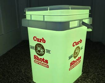 Remote Control Camping/Deck Light Buckets