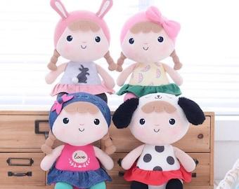 Plush Personalized Doll