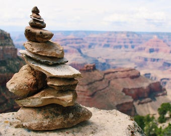 Find Your Balance in Life Photographic Wall Art