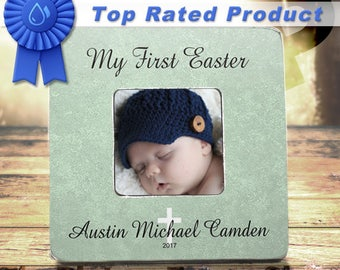 Godmother frame godfather frame godmother gift godfather gift my first easter my 1st easter first easter 1st easter babys first easter newborn easter baby negle Image collections
