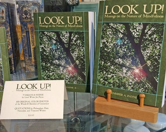 BOOK: LOOK UP! Musings on the Nature of Mindfulness