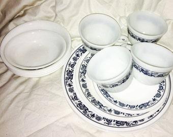 Corelle Old Towne Vintage Dishware Set - Mix & Match Set