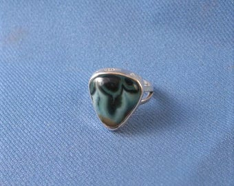 Women's Agate Ring