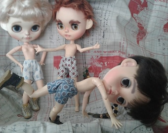 Set of 3 pairs  Blythe Doll Boxers