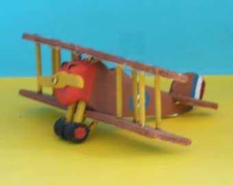 Sopwith Salamander Toy Airplane
