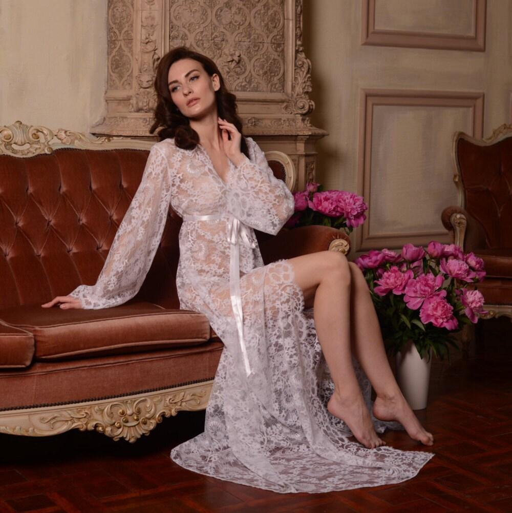 Long Lingerie Gowns