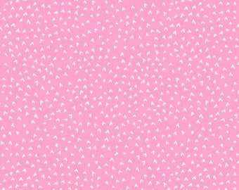 170186 Pink Points Notepad by Another Point of View Collection In Geometric
