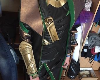 Lady Loki Cosplay woman  Costume