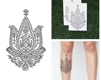 Guiding Light - Temporary Tattoo (Set of 2)