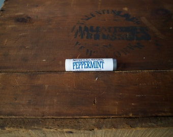 Wholesale Niffers All Natural Lip Balm - Peppermint, .15 oz. 25 Tubes