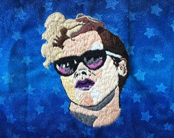 Hand Embroidered Portraits: of your friends, family or yourself!