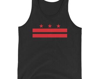 Washington dc tank top, washington dc tee, washington dc tank, washington dc flag, dc tank top, washington, dc flag tank, state tank top,