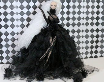 Agnes The Black Queen