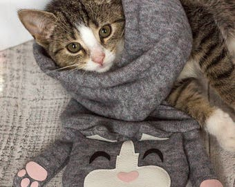 THE CAT scarf