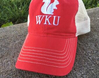 Western Kentucky University Trucker Hat
