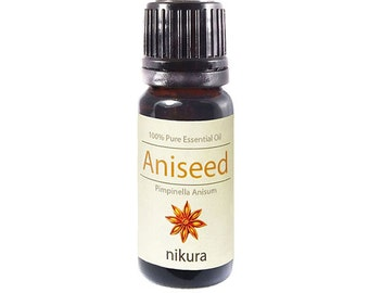 100% Pure Aniseed (Anise) Essential Oil 10ml, 50ml, 100ml