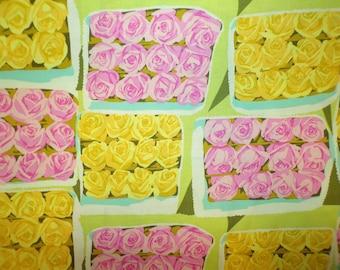 Martha Negley Flower Garden Boxed Dozen Cotton Fabric #579