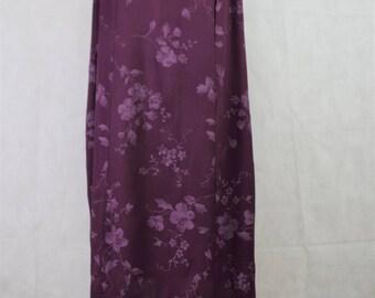 Vintage Purple Dress, Vintage clothing, Clothing, Vintage, Dresses for women, Women's Clothing