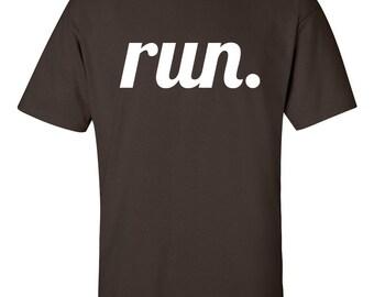 Not Just Nerds run T-Shirt