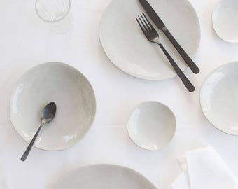 Everyday Range Grey Dinner Set