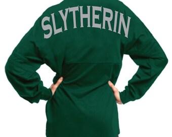 Slytherin Harry Potter Pom Pom Jersey