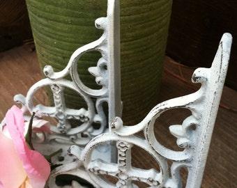 Brackets/ Wall Brackets/ Cast Iron Brackets/ Wall Decor/ Set of 2/ Home and Garden Decor