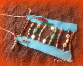 Tribal Style Breastplate Necklace