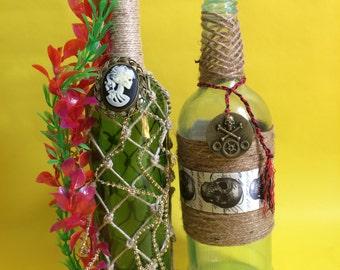 Pirate Bottles