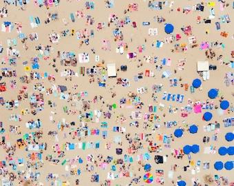 aerial beach photography, aerial beach print, coastal photography, coastal decor beach, beach art print, sea prints, sea photography
