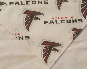 Atlanta Falcons dog cooling bandana